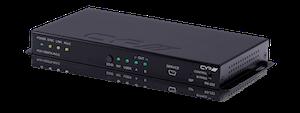 Full HDBaseT Sändare, 4K, 100m, HDR, HDMI-Loopback, PoH, LAN, AVLC, 18Gbps, OAR