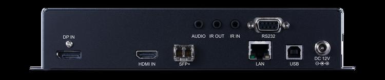 CYP/// HDMI/DisplayPort Fiber Sändare, 4K UHD, USB/KVM