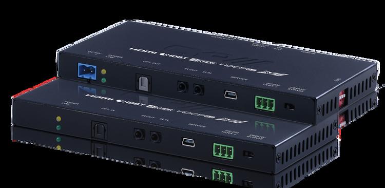 CYP/// HDBaseT Lite KIT, 4K, HDR, PoH, AVLC, OAR