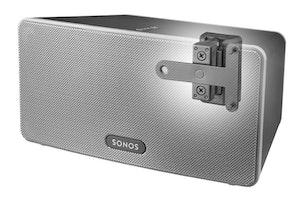 Väggfäste för Sonos Play:3 Svart Svängbart /vridbart