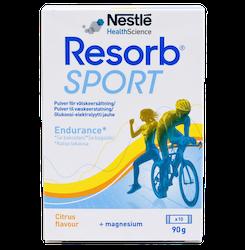 Resorb Sport Citron 10-pack