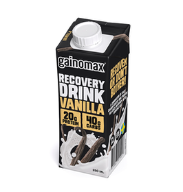 16 x Gainomax Recovery Drink