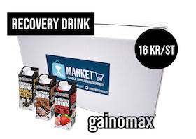 Match Meal Market - Gainomax Recovery Drink