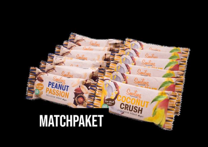 Matchpaket - Smiling Råbars