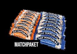 Matchpaket - Eat Natural bars