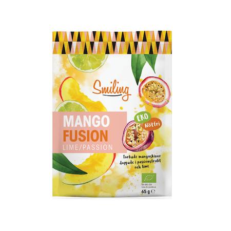 7 x Smiling Mango Fusion 65 g