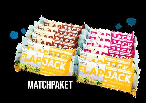Matchpaket - Flapjack