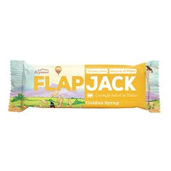 20 x Wholebake Flapjack - Golden Syrup 80 g