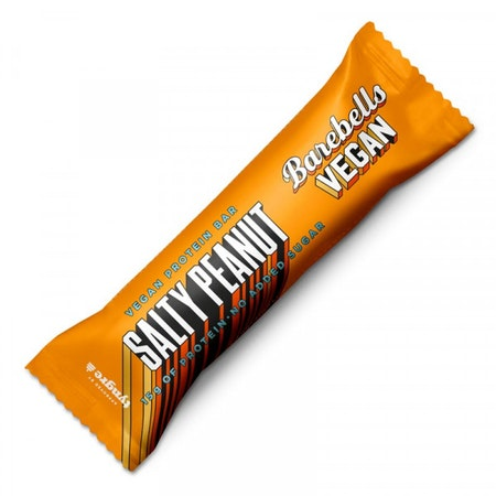 12 x Barebells Vegan - Salty Peanut 55 g
