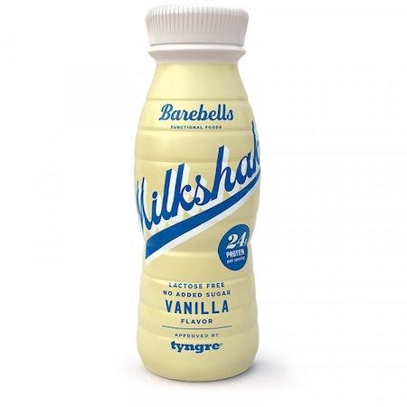 8 x Barebells Protein Milkshake - Vanilla 330 ml