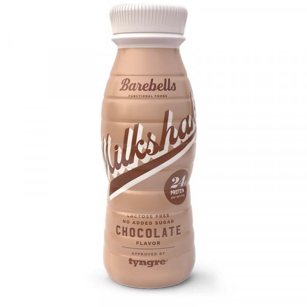 8 x Barebells Protein Milkshake - Chocolate 330 ml