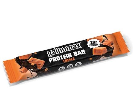 15 x Gainomax Protein Bar - Toffee 60 g