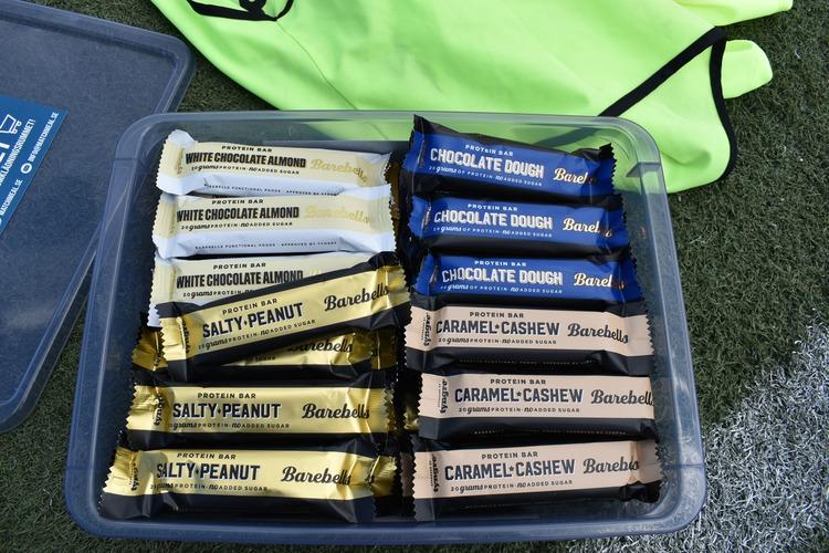Match Meal Market - Barebells Protein Bars