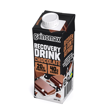 Gainomax Recovery Drink, 250 ml