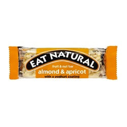 12 x Eat Natural - Almond & Apricot 50 g