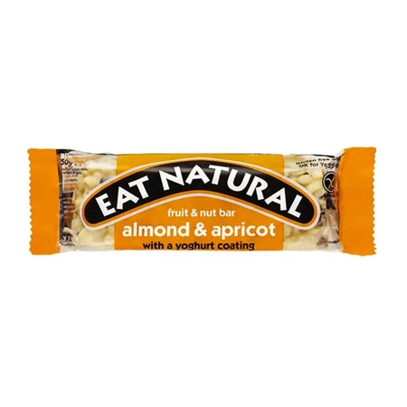 12 x Eat Natural - Almond & Apricot 50 g