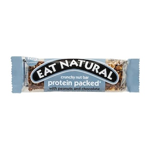 12 x Eat Natural Protein Packed - Chocolate 45 g