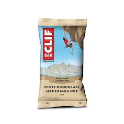 12 x Clif Bar - White Chocolate Macadamia 68 g