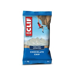 12 x Clif Bar - Chocolate Chip 68 g