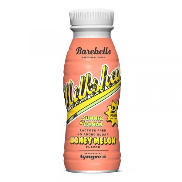 8 x Barebells Protein Milkshake - Honey Melon 330 ml
