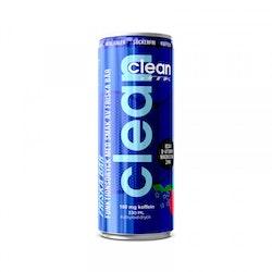 24 x Clean Drink - Friska bär 330 ml