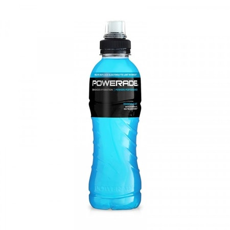 12 x Powerade - Mountain Blast 500 ml