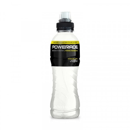 12 x Powerade - Citrus/Lime 500 ml