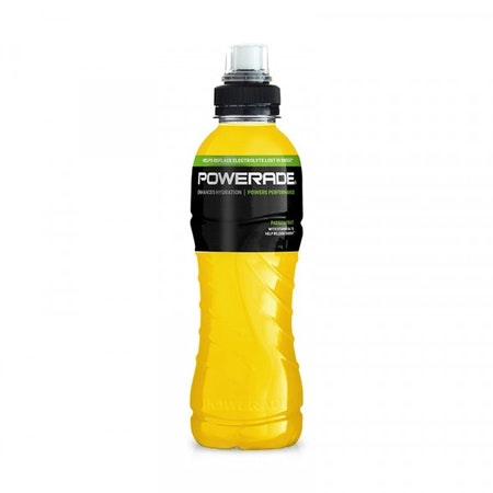 12 x Powerade - Passionfruit 500 ml