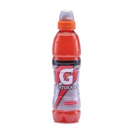 12 x Gatorade - Red Orange 500 ml