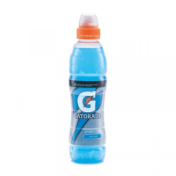 12 x Gatorade - Cool Blue 500 ml