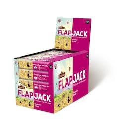 20 x Wholebake Flapjack - Summer Berries 80 g
