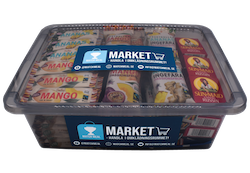 Match Meal Market - 100% Frukt