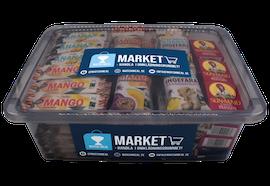Match Meal Market - 100% Frukt