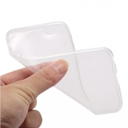Transparent silikonskal till iPhone 7, iPhone 8