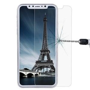iPhone X skärmskydd av härdat glas