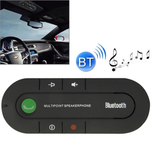 Bluetooth Handsfree till bilen