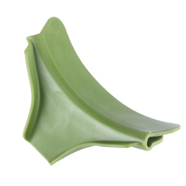 Antispill av silikon