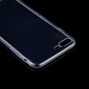 Transparent silikonskal till iPhone 7 plus, iPhone 8 plus