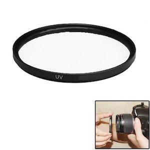 UV filter 72 mm