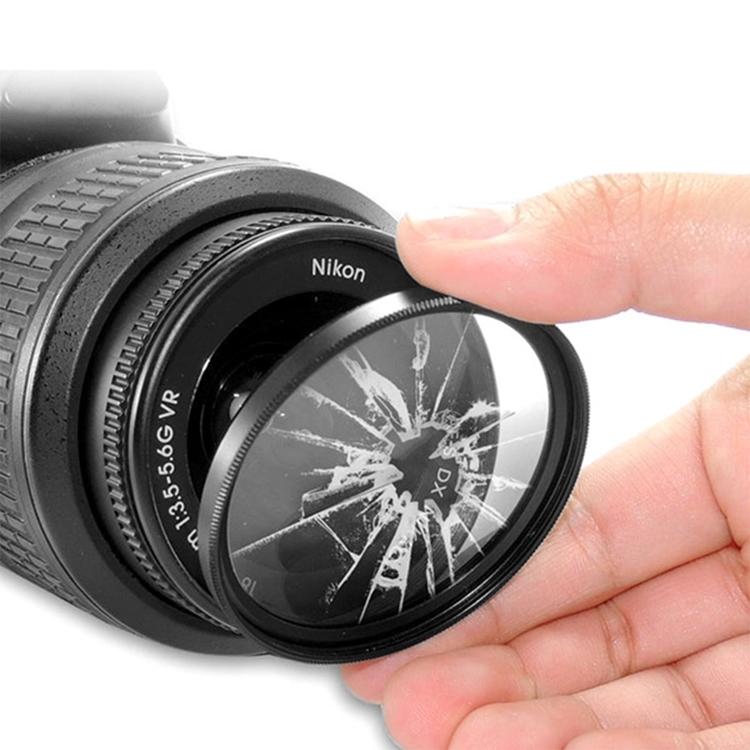 UV filter 55 mm