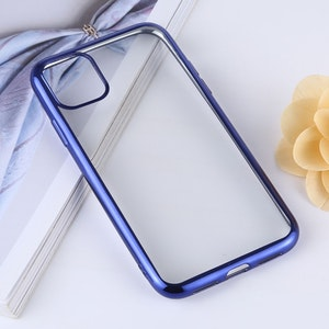 Ultratunnt skydd till iPhone 11 Blå