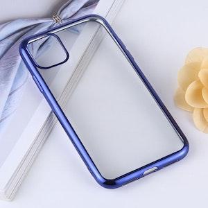Ultratunnt skydd till iPhone 11 Pro Max Blå