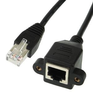 Förlängare av LAN-kabel RJ45