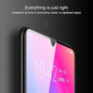 Heltäckande iPhone 11 Pro Max/ XS Max Skärmskydd av härdat glas