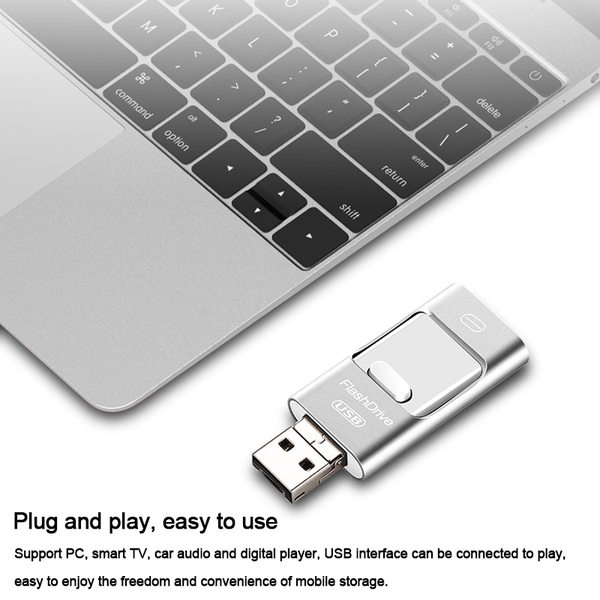 Flashdrive USB 3.0 , Extraminne till exempelvis din iPhone