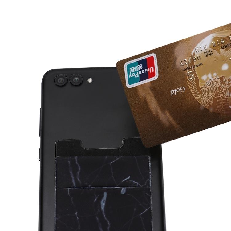 Stilrent RFID Skydd för betalkort