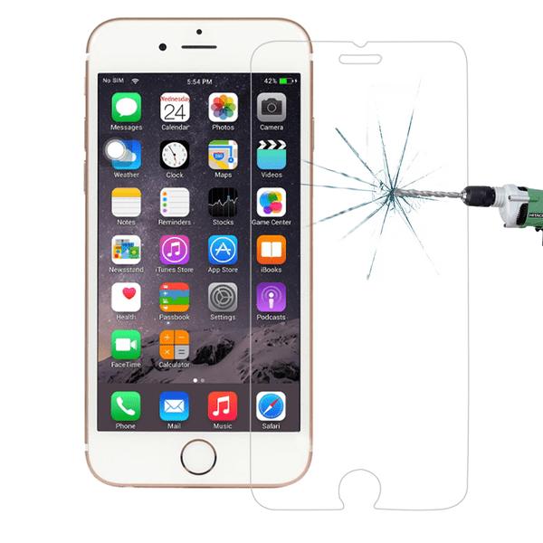iPhone 6 plus / 6s plus skärmskydd av härdat glas