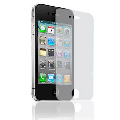 Högkvalitativ LCD Screen Protector för iPhone 4/4s