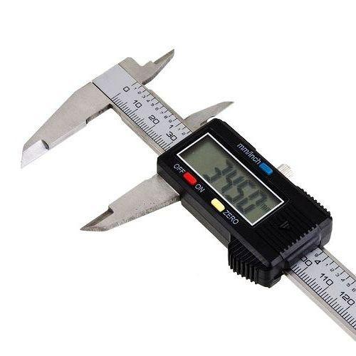 LCD Digitalt skjutmått 150 mm