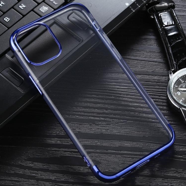 Ultratunnt skydd skal till iPhone 12 mini Blå